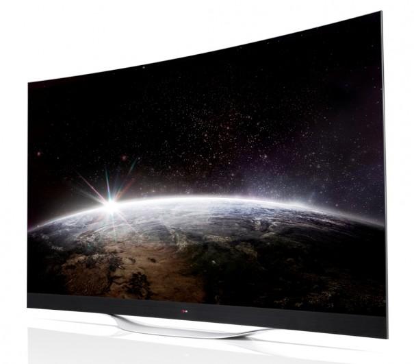 LG OLED curvo ultra HD 77EC9800