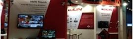 Lilin presenta su nueva cámara de videovigilancia en red con resolución 4K-UHD