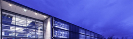 Lutron in ISE 2014 shows its LED lighting solutions for commercial installations