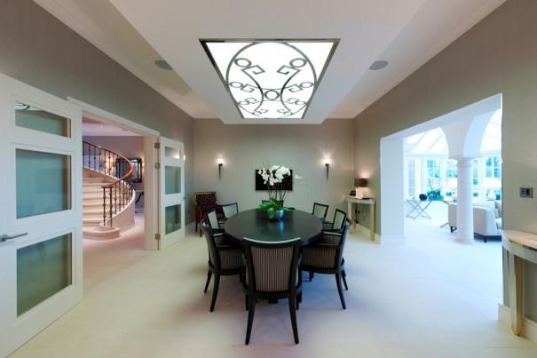 Lutron iluminacion interior