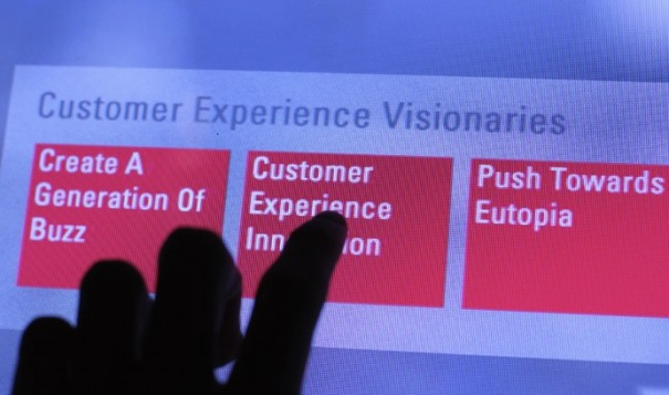 Oracle Customer Experience