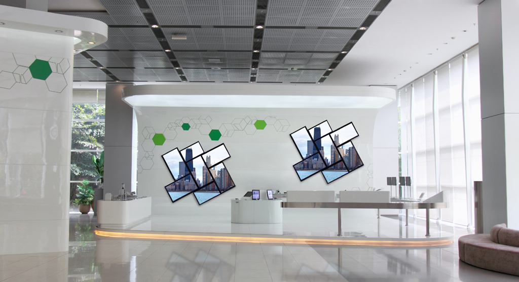 Peerless-Av At Ise 2014 Show Its New Structures For The Design Of