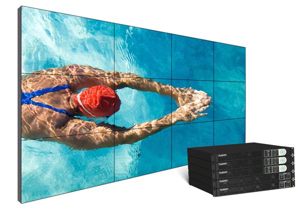Planar Clarity Matrix LCD G2 Arquitecture videowall
