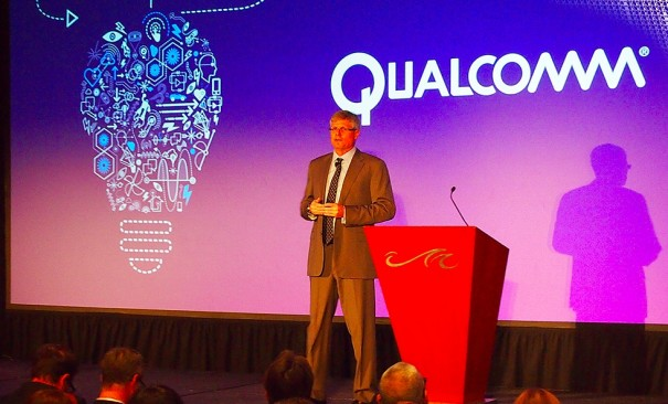 Qualcomm CES2014 Steve Mollenkopf CEO