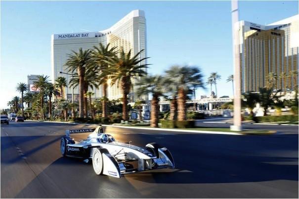Qualcomm y Formula E CES2014