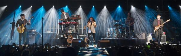 Robe Pointe ilumina gira 2013 Cafe Tacuba