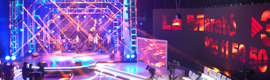 Robe and Vari-Lite illuminate the TV3 Telethon, charity project that supports research into diseases with no cure