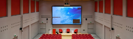 iGuzzini Christie uses technology to provide 3D capability to its renovated conference room