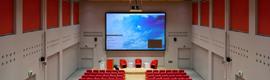 iGuzzini utiliza la tecnología de Christie para dotar de capacidad 3D a su renovada sala de conferencias
