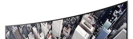 Samsung anuncia nuevos televisores curvos UHD de 78″ en el European Forum que celebra en Málaga