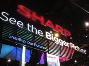 Sharp CES2014