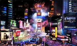 Toshiba Time Square 2014