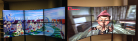 Dimenco Display y NGC llevan a una nueva dimensión la señalización digital en 3D con un videowall 12K