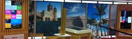 Virtualware diseña un entorno visual e interactivo en el aeropuerto de Ciudad de México
