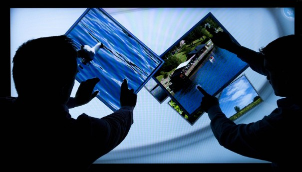 Zytronic en ISE-2014 tecnologia multitactil