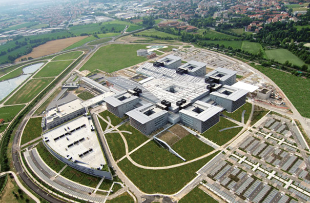 Hospital Papa Giovanni XXIII de Bergamo