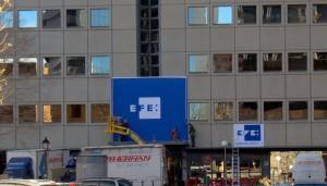 Agencia EFE nueva sede