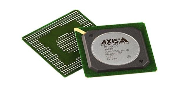 Axis Artpec-5