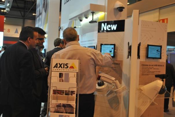 Axis Sicur 2014 novedades