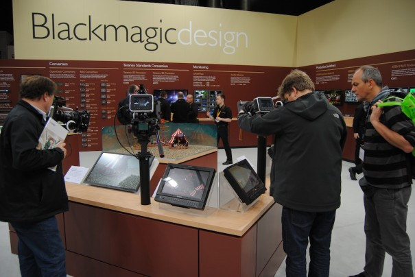 Blackmagic en ISE 2014