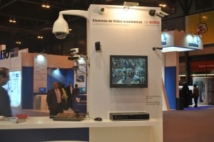 Bosch sistema de video Sicur 2014