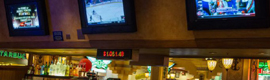 BrightSign feeds more than 150 Samsung screens installed at the Boulder Station Hotel Casino