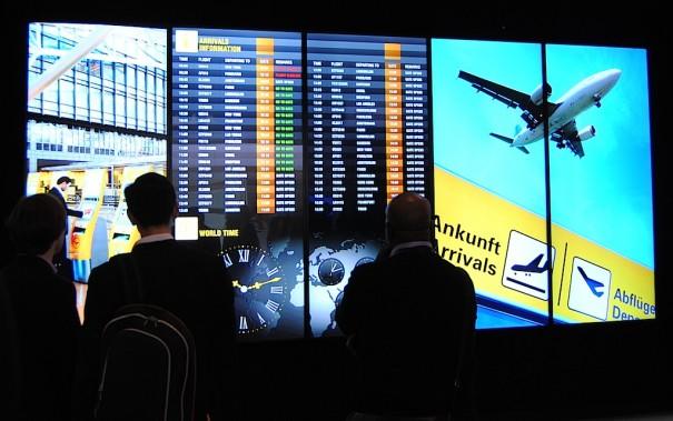 Digital signage en ISE 2014