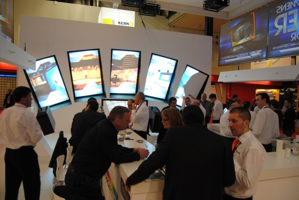 Digital Projection en ISE 2014
