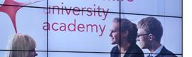 La Staffordshire University Academy instala la solución de digital signage de Beabloo para su circuito de pantallas