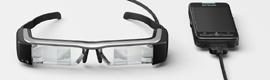 Epson muestra a los desarrolladores el futuro de la realidad aumentada en Droidcon Berlín 2014