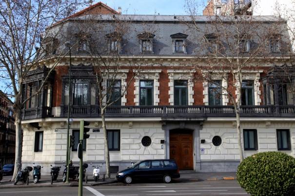 Gestamp sede corporativa Madrid