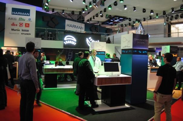 Harman en ISE 2014