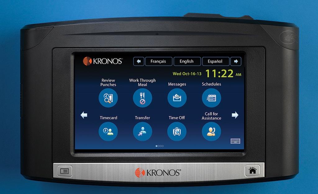 Kronos Optimiza Su Sistema De Control De Asistencia