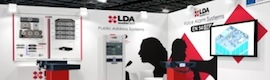 LDA Audio-Tech leads to ISE 2014 its Spanish technology of PA and alarm voice NEO