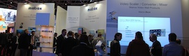 Matrox is doing shows at ISE 2014 of its innovative solutions graphic and video digital
