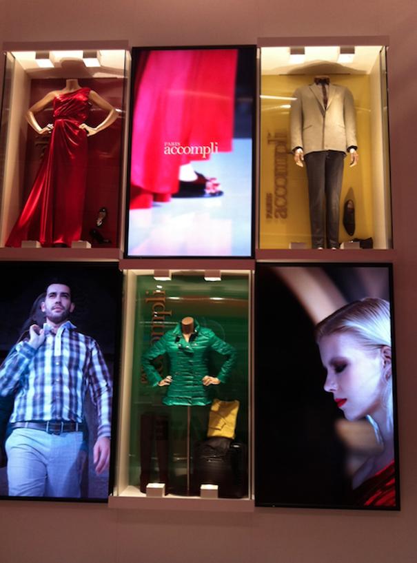 NEC en ISE 2014 retail