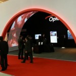 Optoma stand ISE 2014