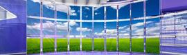 Orad Morpho 4K posibilita la creación de videowall 4K sin fisuras