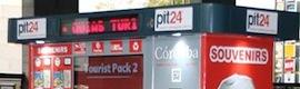 Los puntos de información turística PIT24 gestionan sus sistemas con Deneva.cuatro de Icon Multimedia
