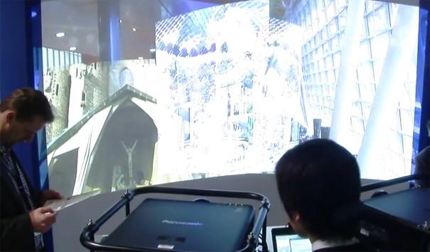 Panasonic ISE2104 proyector 6000 lumenes sin lampara