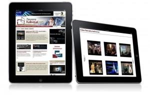Panorama Audiovisual ipad