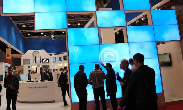Philips en ISE 2014