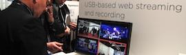 Roland estrena en ISE 2014, VR-3EX, su mezclador para streaming todo-en-uno con un innovador diseño