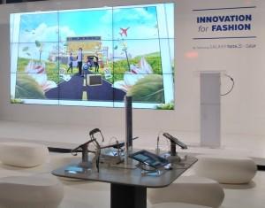 Samsung Ego stand