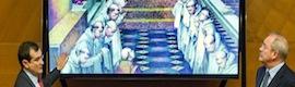 """El televisor de 85"""" UHD de Samsung se pone al servicio del Museo del Prado para ver el documental 'La pasión del Prado'"""
