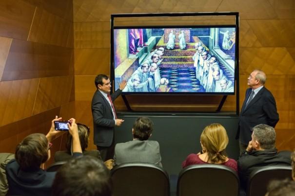 Samsung documental La Pasion del Prado