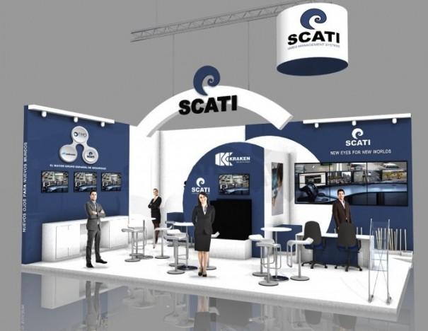 Scati stand SICUR2014