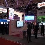 Sharp en ISE 2014