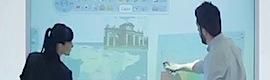 La española Soditec cierra con éxito su paso por ISE 2014 con su monitor interactivo 4K