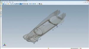 Diseño de Bobsled con Solidworks